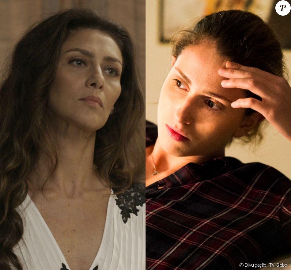 Joyce (Maria Fernanda Cândido) ameaça Ivana (Carol Duarte) após filha revelar que quer mudar de nome, na novela 'A força do Querer': 'Interditar!'