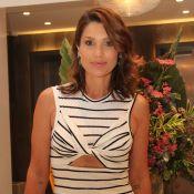 Flávia Alessandra entrega intimidade em entrevista: 'Na cama, grito e bato'