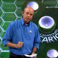 Alex Escobar, narrador esportivo da Globo, defendeu Monica Iozzi de vaias no 'PopStar'