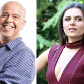 Alex Escobar sai em defesa de Monica Iozzi após apresentadora ser vaiada na TV