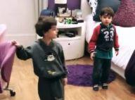Sasha Meneghel é repreendida por irmão no quarto: 'Que bagunça'. Vídeo!