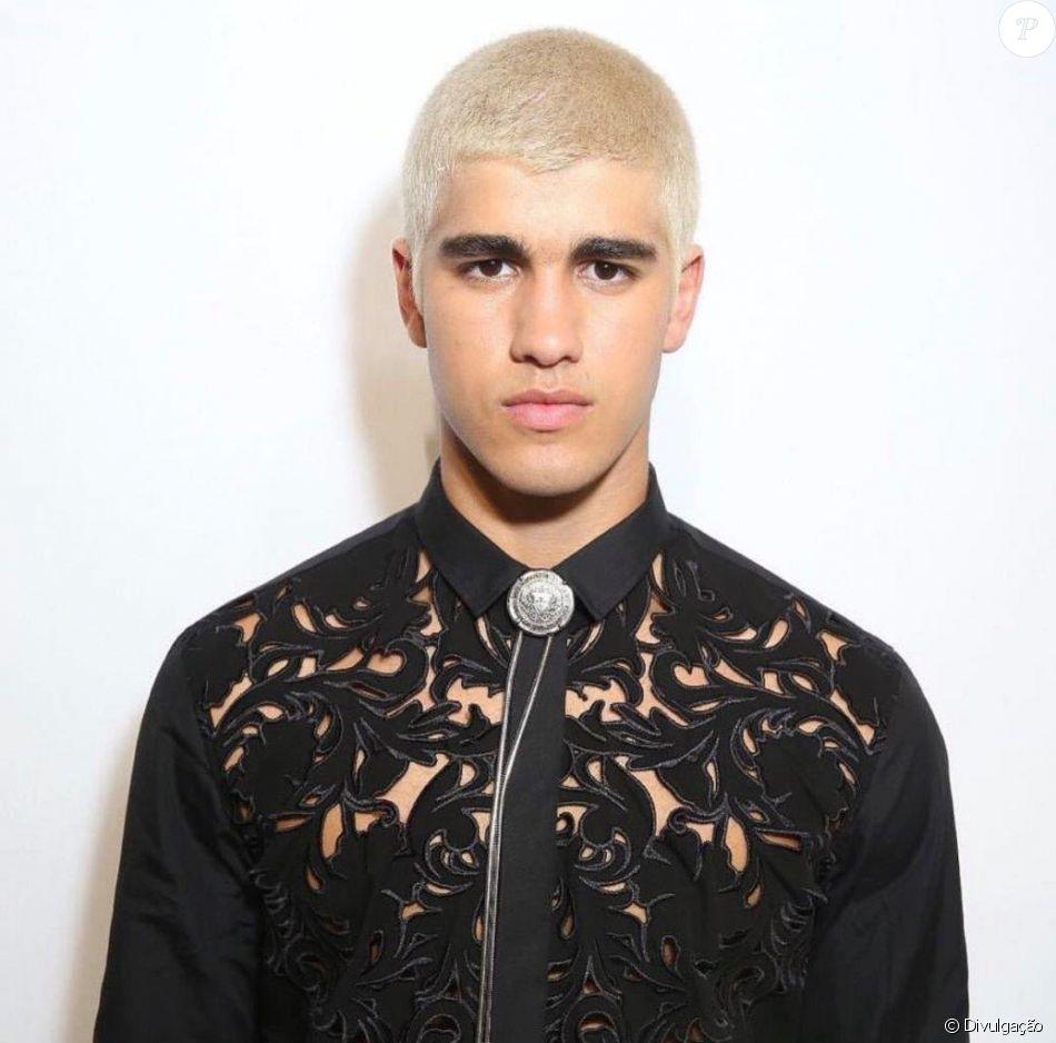 Pietro Baltazar ficou conhecido como Justin Bieber do Vidigal depois de ser apelidado por Anitta nos bastidores do clipe 'Vai, Malandra'