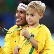Neymar avalia relação com o filho, Davi, e declara: 'Quero ter muitos filhos'