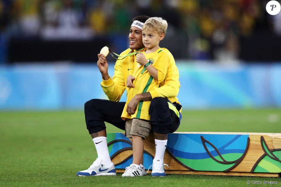 Neymar afirma que nascimento de Davi Lucca, de 5 anos, mudou sua vida: 'Passei a entender tudo que meu pai fez por mim. Foi algo especial'