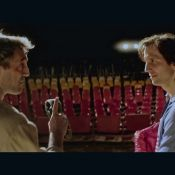 Domingos Montagner vive um palhaço em cenas do filme 'Bingo'. Vídeo e foto!