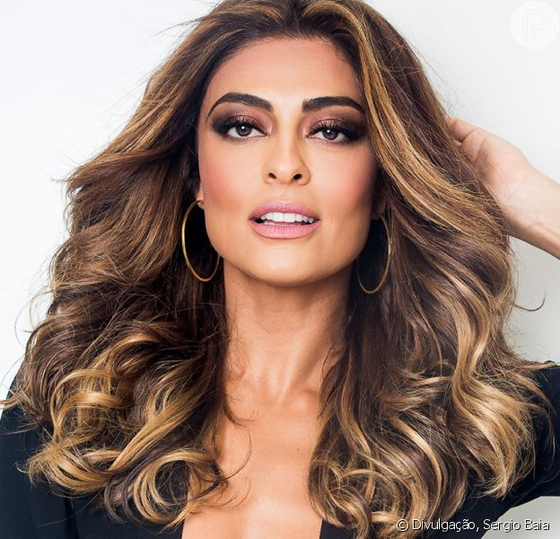 Juliana Paes é adepta do tratamento com Ulthera para combater a flacidez do rosto