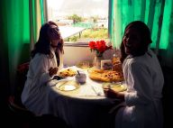 Atriz destaca parceria com Juliana Paes após macarronada em comunidade: 'Risada'