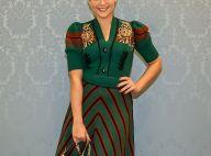 Isabella Santoni aposta em conjunto de lã de R$ 6 mil em evento de moda. Looks!