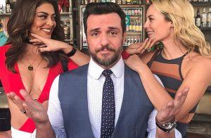 Paolla Oliveira 'insinua' romance entre Jeiza e Bibi em novela: 'Jeibibi'