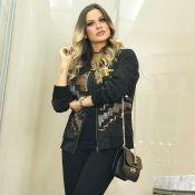 Andressa Suita deixa filho em casa e curte show do marido, Gusttavo Lima. Vídeo!