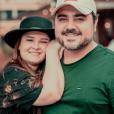 Maiara, da dupla com Maraísa, visitou  pontos turísticos de Nova York