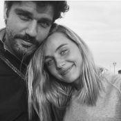 Bruno Cabrerizo, protagonista de 'Tempo de Amar', termina namoro: 'Caminhada'