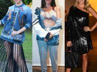 Confira os looks das famosas no segundo dia da São Paulo Fashion Week. Fotos!