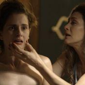 Carol Duarte recebe apoio da namorada por Ivana em novela: 'Força e coragem'