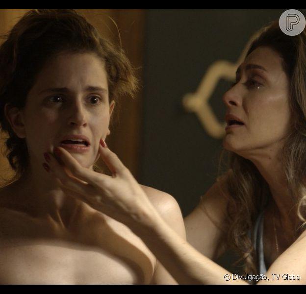 Carol Duarte tem recebido elogios do público pela intensidade das cenas na novela 'A Força do Querer'
