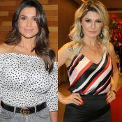 Flávia Alessandra esclarece relação com Antonia Fontenelle: 'Nada contra ela'