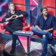 Leo Chaves falou sobre sua saída do 'The Voice Kids': 'É claro que qualquer um gostaria de estar sentado ali. Mas a vida é cíclica e cada momento deve ser vivido da melhor maneira possível'