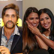Leo Chaves deseja sorte para Simone e Simaria no 'The Voice Kids':'Vida cíclica'