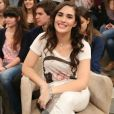 Lívian Aragão fez sucesso como Júlia em 'Malhação – Seu Lugar no Mundo'
