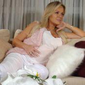 Eliana entrega ansiedade para nascimento da filha, Manuela: 'Contando os dias'