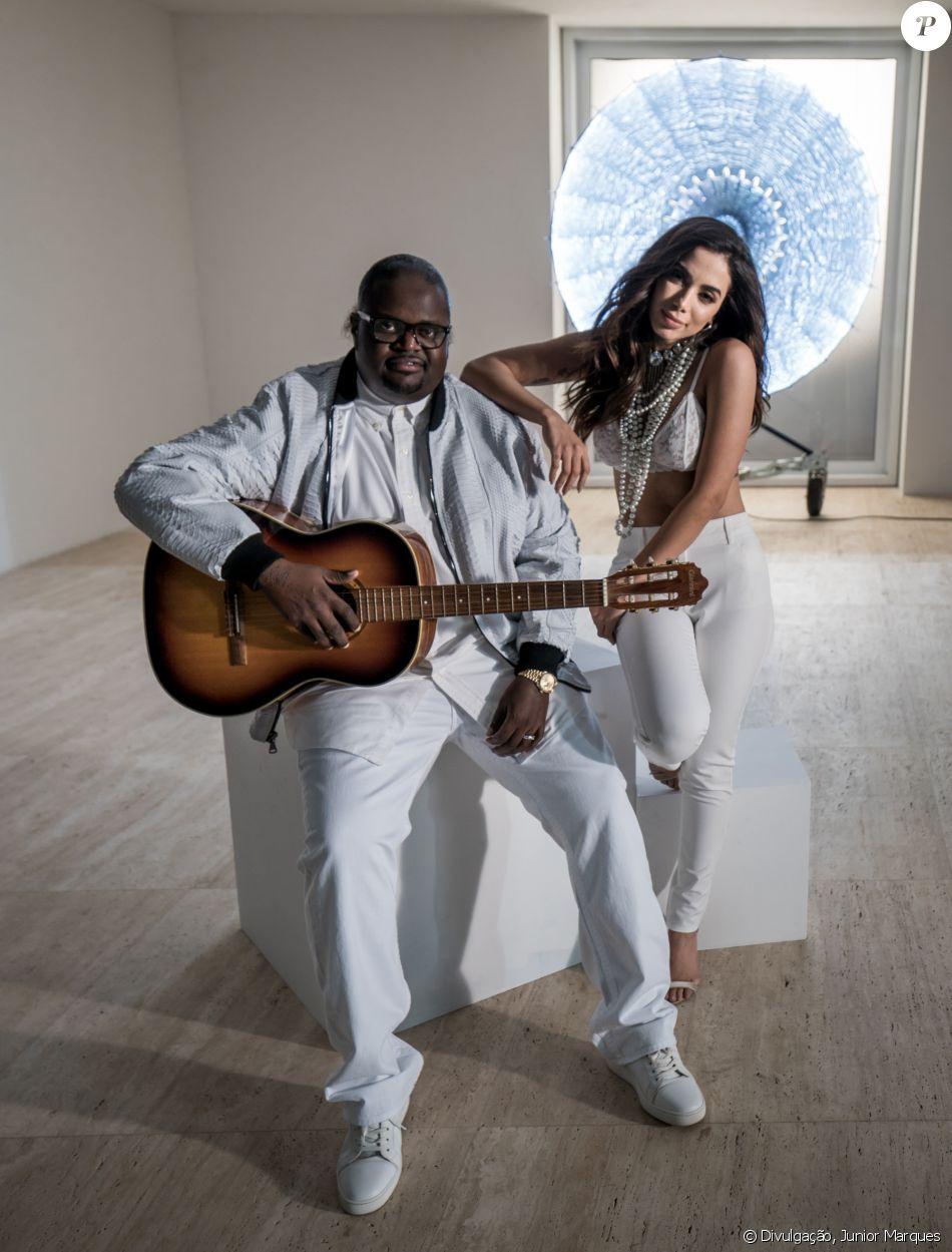 Will I See You' é uma parceria de Anitta com o produtor Poo Bear - Purepeople