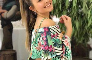 7a29fd9adb0e0 Larissa Manoela se diverte com amigas em festa de Sophia Valverde    Princesa