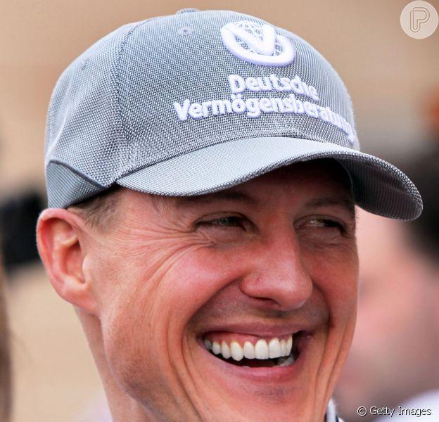 Michael Schumacher está sendo processado por um acidente de trânsito ocorrido na cidade espanhola de Sevilha, em 17 de novembro do ano passado