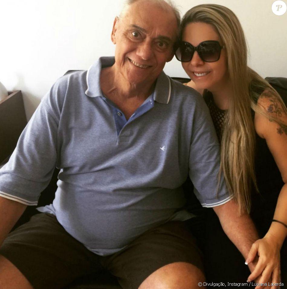 Namorado de Luciana Lacerda, Marcelo Rezende abandonou a quimioterapia por tratamentos alternativos