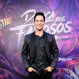 Rainer Cadete ficou em terceiro lugar no 'Dança dos Famosos' de 2016
