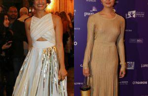 Looks de Camila Pitanga e Sophie Charlotte se destacam em prêmio. Veja mais!