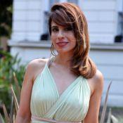 Maria Ribeiro perdeu 3kg para lançar filme 'Como Nossos Pais': 'Estou sanfona'