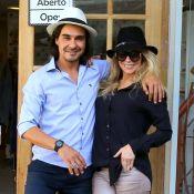 Danielle Winits lembra casamento surpresa com André Gonçalves: 'Fui de chinelo'