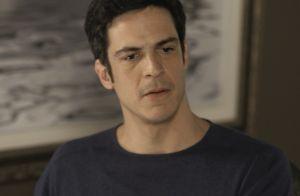 Novela 'Pega Pega': Eric pede que Luiza pare de investigar o acidente de Mirella