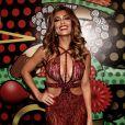 Juliana Paes está com 38 anos e se considera na melhor forma