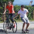 'Estamos nos conhecendo cada dia mais', afirma Camila Queiroz sobre relação com Klebber Toledo