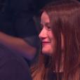 Mulher de Lúcio Mauro Filho se emocionou com homenagem do ator à filha do casal, no programa 'PopStar'