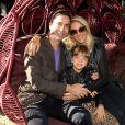 ' I  sso é uma grande alegria e muito importante para uma relação', declarou Ticiane Pinheiro sobre a relação de Cesar Tralli e  Rafaella Justus