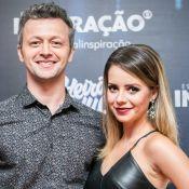 Sandy demorou a ficar sem maquiagem para Lucas Lima: '2 meses de namoro'
