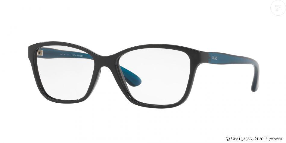 A nova coleção da Grazi Eyewear conta com 10 modelos de óculos diferentes 6cae3e4e21