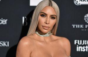 Kim Kardashian despista sobre barriga de aluguel: 'Não confirmamos nada'