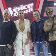 Ivete Sangalo será nova jurada do 'The Voice Brasil' após troca de cadeiras com Claudia Leitte