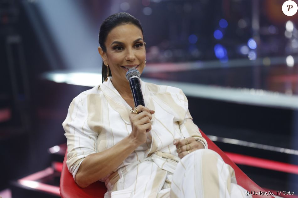 Ivete Sangalo está grávida de gêmeas