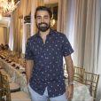 Ricardo Pereira será o vilão Virgílio em 'Deus Salve o Rei', próxima novela da Globo