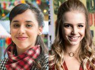 'Malhação': Lica se assusta ao ver que Clara tem marcas de automutilação