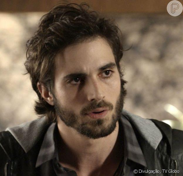 Na novela 'A Força do Querer', Ruy (Fiuk) descobre traição de Ritinha (Isis Valverde)