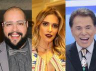 Tiago Abravanel apoia Fernanda Lima em polêmica com avô: 'Tem personalidade'