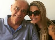 Com Marcelo Rezende internado, namorada pede a Deus: 'Cuida de quem não posso'