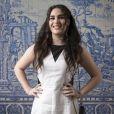 Lívian Aragão afirma que irá se dedicar exclusivamente à novela 'Tempo de Amar' depois que se formar na escola e deixará a faculdade para depois do fim da trama