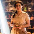 Na reta final para concluir  o ensino médio, Lívian Aragão irá interpretar Angélica na novela 'Tempo de Amar'