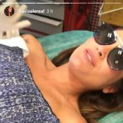 Flávia Alessandra faz tatuagem com a filha Giulia Costa: 'Joaninha'. Vídeo!